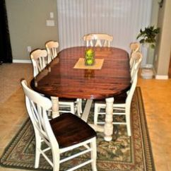 8 Chair Dining Table Set Electric Blanket For Office 1000+ Images About Refinishing On Pinterest | Room Tables, Farm Tables And ...