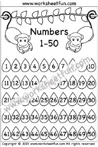 Missing Numbers – 1-30