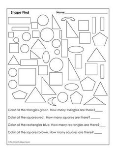 Awesome ideas for teaching how to compose shapes to make a