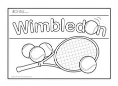 1000+ images about Wimbledon and Tennis Activities on