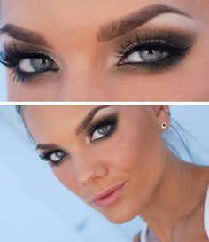 For Blue Green Eyes Light Brown Hair Google Search Source Makeup Ideas