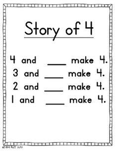 1000+ images about Kindergarten/ Addition on Pinterest