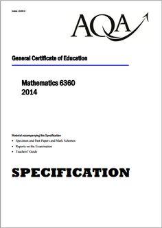 Edexcel English Literature IGCSE (4ET0) Specification