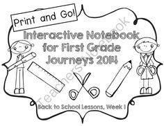 1000+ ideas about Journeys First Grade on Pinterest