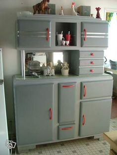meuble cuisine année 60