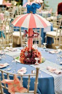 Safari Themed Table Decoration | NJ Wedding Event Decor ...