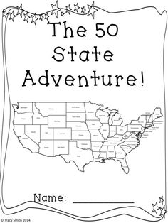 Learn about the 50 states from a different perspective