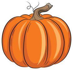 pumpkin plant clipart