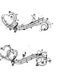Image for Free Clip Art Musical Notes Border Pix For Music