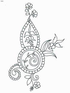 Vintage stitchcraft ltd no.535 large jacobean bird design