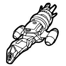 Firefly Ship Drawing