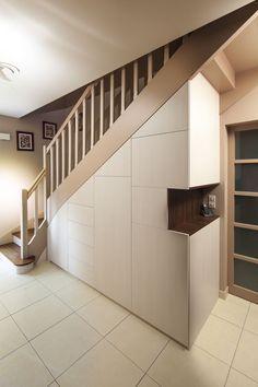 placard sous escalier sur mesure paris nantes vannes lorient meuble sous escalier