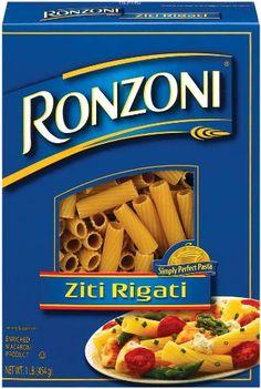 Best Ziti Rigati Pasta Recipe on Pinterest
