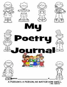 1000+ images about Poetry for First Grade on Pinterest