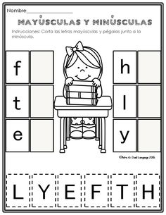 (FREE) This is a beautiful poster of the Spanish alphabet