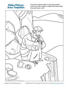 jesus-temptation-color-by-number.jpg (800×612jesus