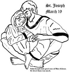 1000+ images about Catholic- Coloring Sheets on Pinterest