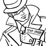 1000+ images about Spy-Secret Agent-Scavenger Hunt Party