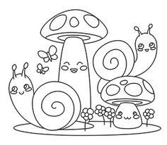 1000+ images about Coloring- Escargot- Snails on Pinterest
