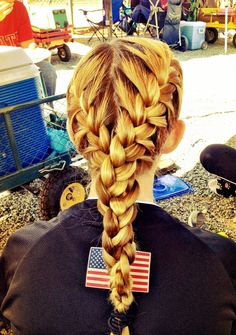 "Game Day Hair! Hair Styles Pinterest Tyxgb76aj"">this Teams"