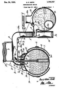 Alternative refrigerator design by Albert Einstein and Leo