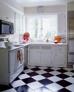 cheap ways to redo kitchen cabinets cabinet distributors 1950s on pinterest | 1940s kitchen, 1960s ...
