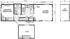 Park homes, Mobile homes and Used mobile homes on Pinterest