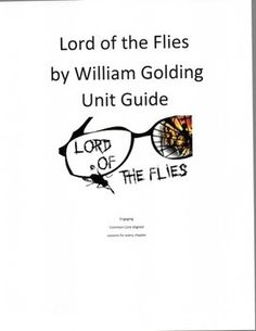 Symbolism in Lord of the Flies: Overview of Some of the