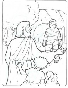 1000+ images about Lazarus John 11 kids crafts on