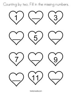 1000+ images about Number Coloring Pages, Worksheets, and