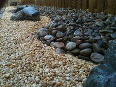 Japanese Rock Garden Front Yard Home Love Pinterest Gardens