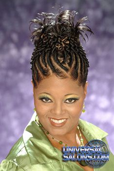 Flat Twist Hairstyles For Black Women Picture Gallery Flat