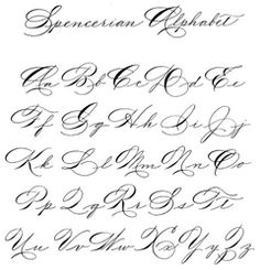 1000+ images about Old Handwriting Styles on Pinterest