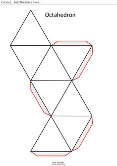 3d geometric shapes, Geometric shapes and Templates on