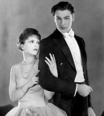 Image result for clara bow and gary cooper 1920s