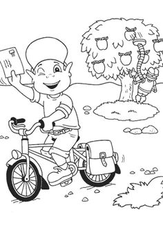 1000+ images about Adiboo Coloring Page on Pinterest