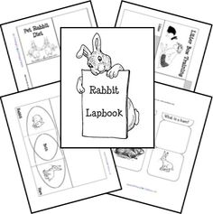 FREE Tale of Peter Rabbit Worksheets for Kindergarten and