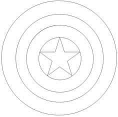 Shield Templates Printable Cake Ideas and Designs