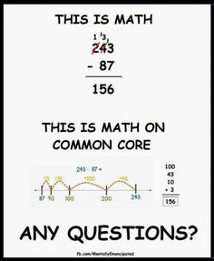 1000+ images about Common Core Madness on Pinterest