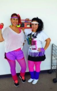 80's Workout Fashion Things I Love Pinterest Costume Ideas