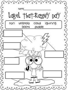This worksheet can be used after reading Froggy Goes to