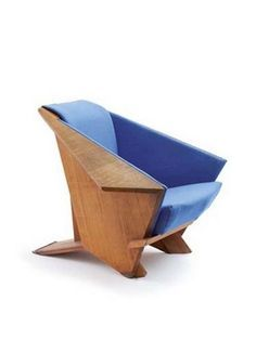 Frank lloyd wright, Origami chair and Chairs on Pinterest