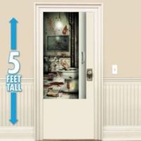 Halloween Door Decorations party city on Pinterest | 30 Pins