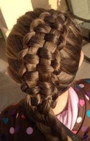 zipper braid tutorial