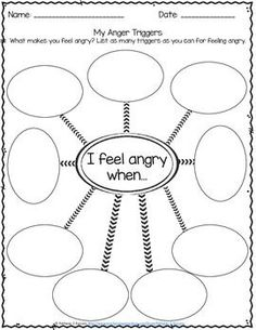 Feelings Chart-- Download FREE pdf at http://csefel