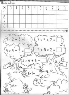 Use These Free Algebra Worksheets to Practice Your Order