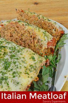 Italian Meatloaf ble