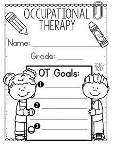 Occupational therapy, Icebreakers and School year on Pinterest