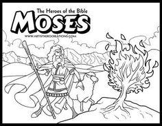 1000+ images about Coloring: Bible: OT: Exodus–Deuteronomy