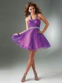 1000+ ideas about Purple Grad Dresses on Pinterest